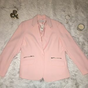 ❤️NWT Light Pink NY&Co. Blazer❤️